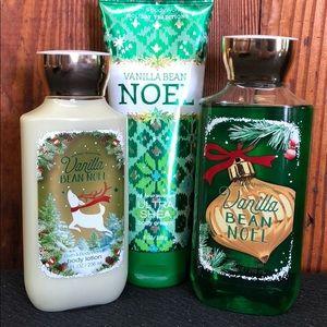 BATH AND BODY WORKS - Vanilla Bean Noel
